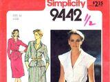 Simplicity 9442 A