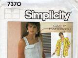 Simplicity 7370 A