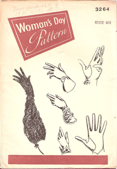 Woman's Day Gloves