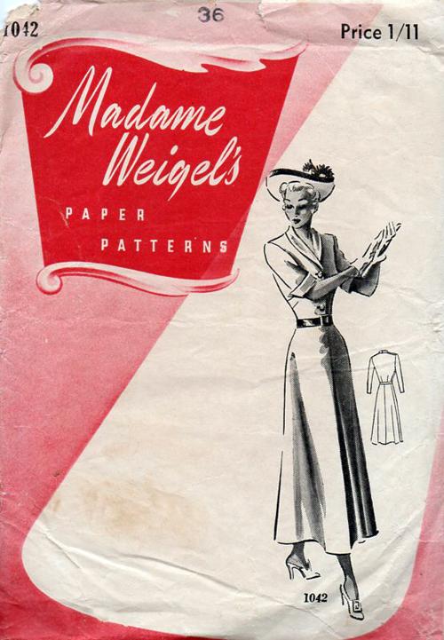Madame Weigel's 1042