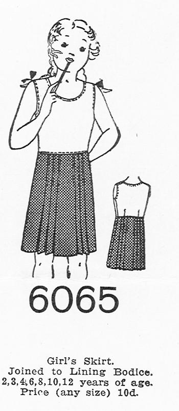 Madame Weigel's 6065