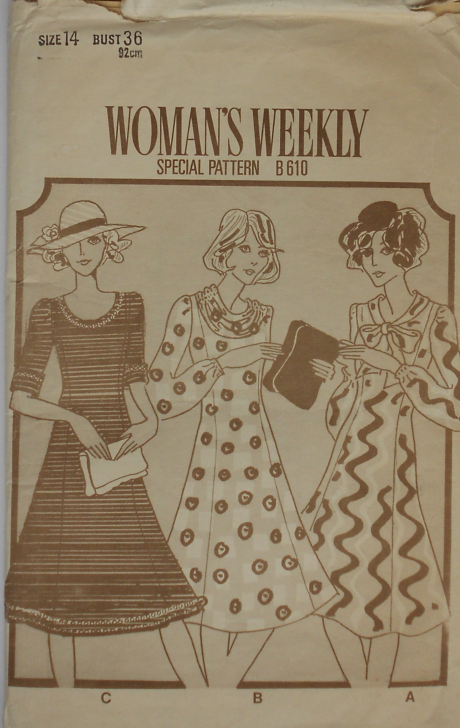 Woman's Weekly B610