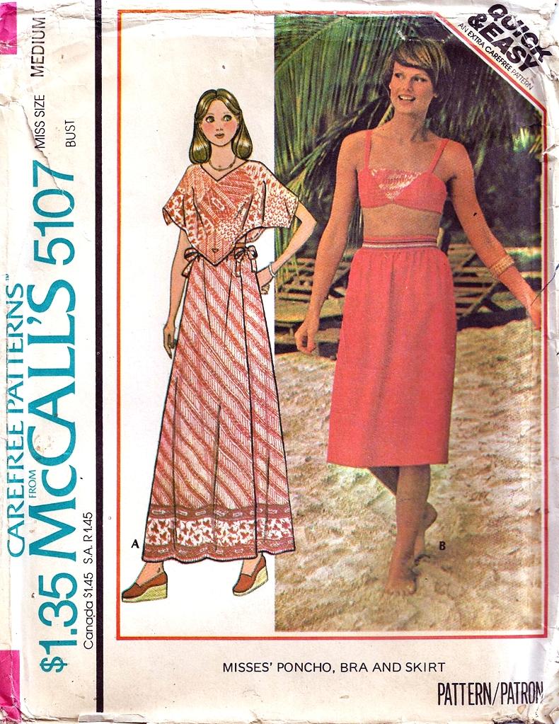 McCall's 5107 A