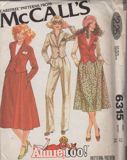 McCall's 6315