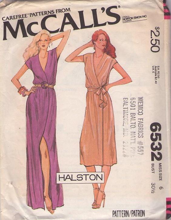 McCall's 6532