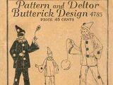 Butterick 4785