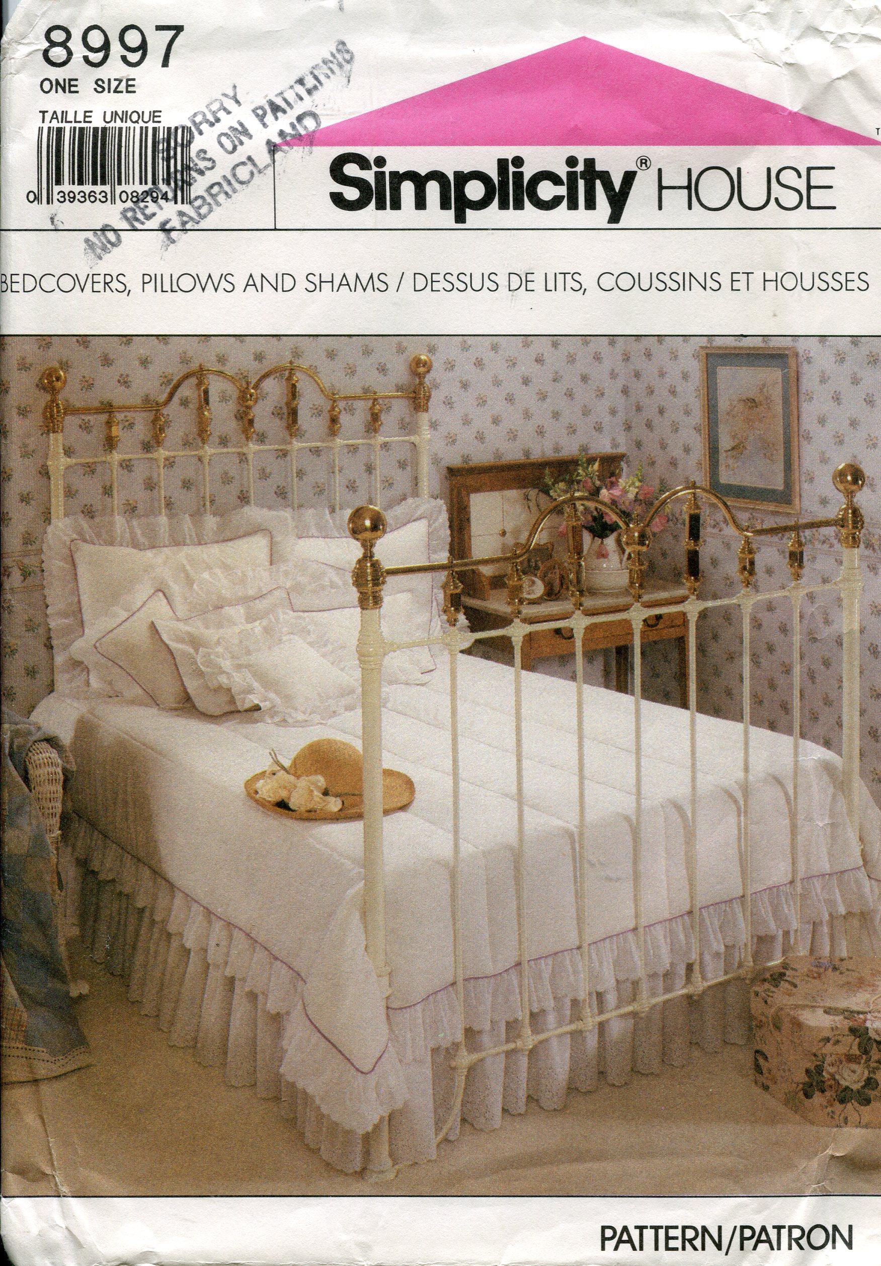 Simplicity 8997 A