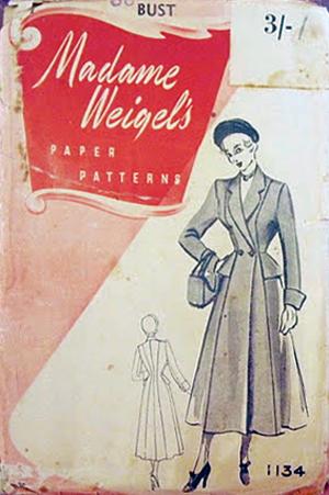 Madame Weigel's 1134