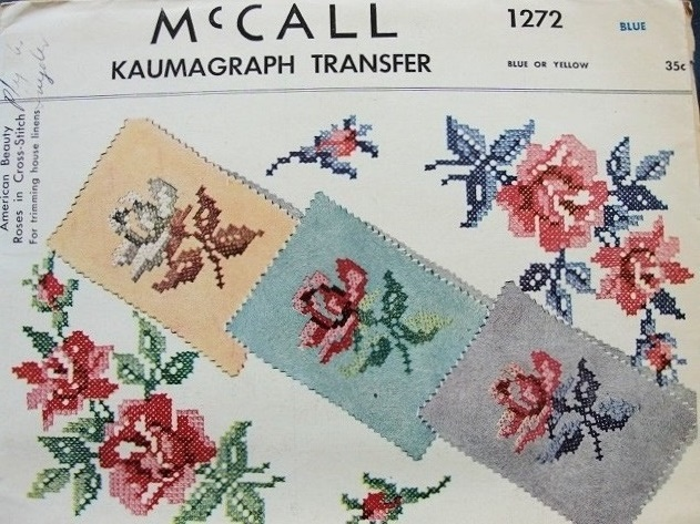 McCall 1272