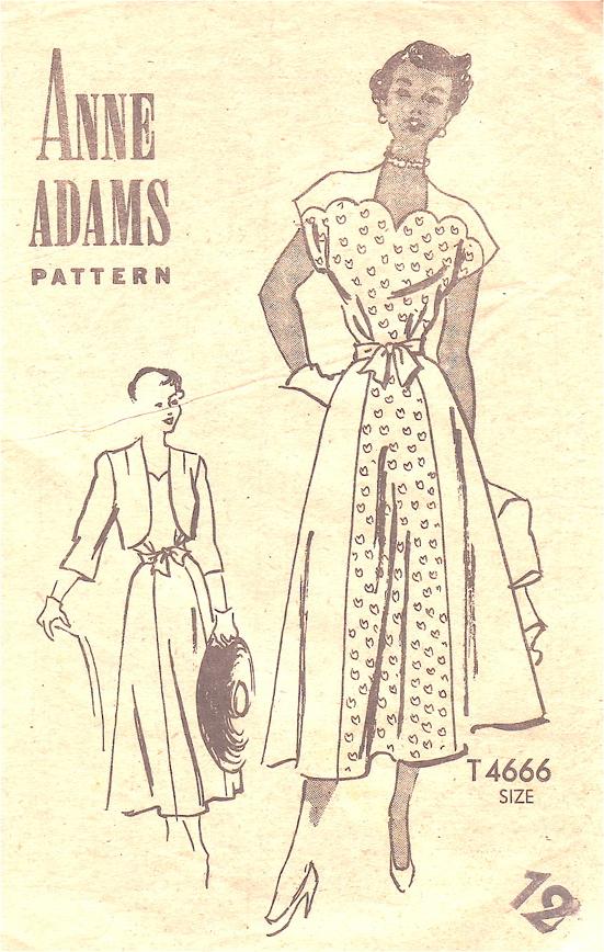 Anne Adams 4666