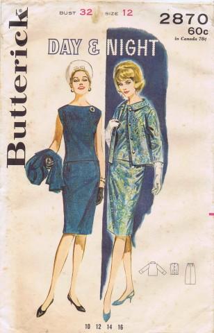 Butterick 2870