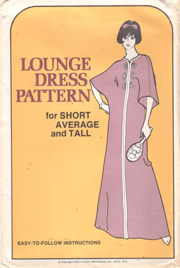Curtin Publications Lounge Dress
