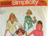 Simplicity 6656