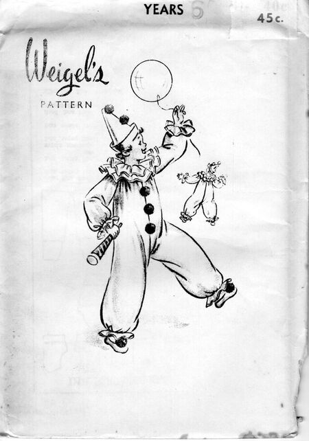Weigels children pierrot or clown.jpg