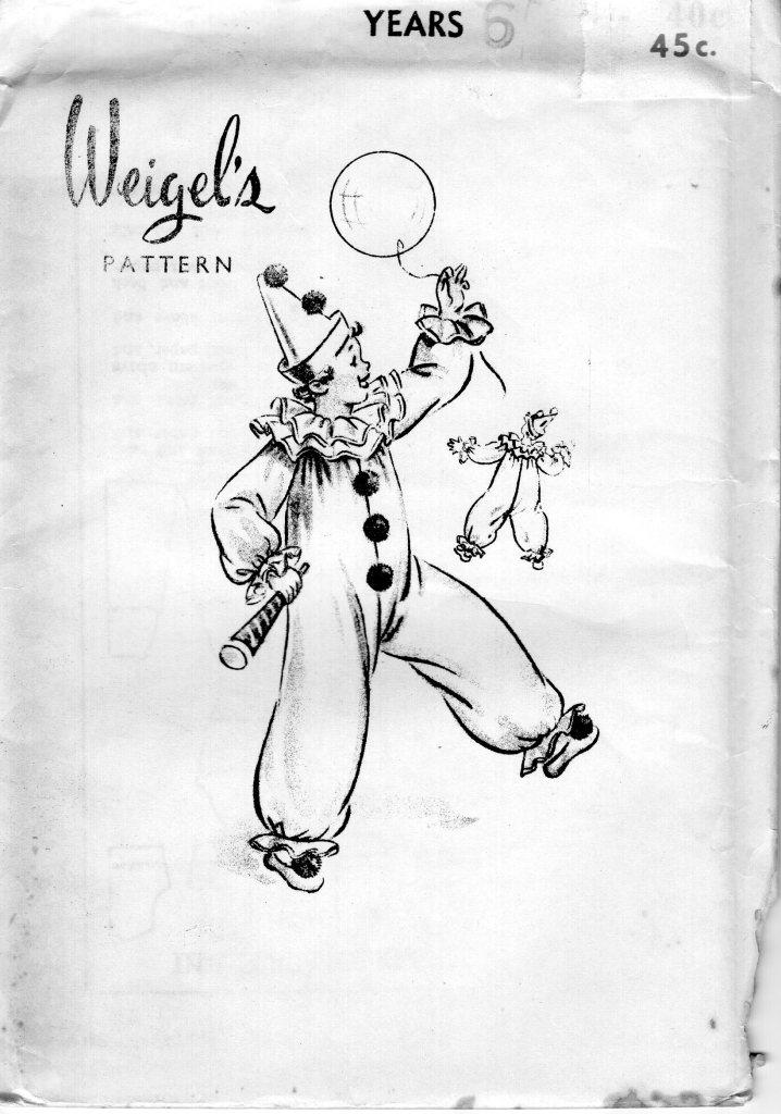 Weigel's Pierott or Clown
