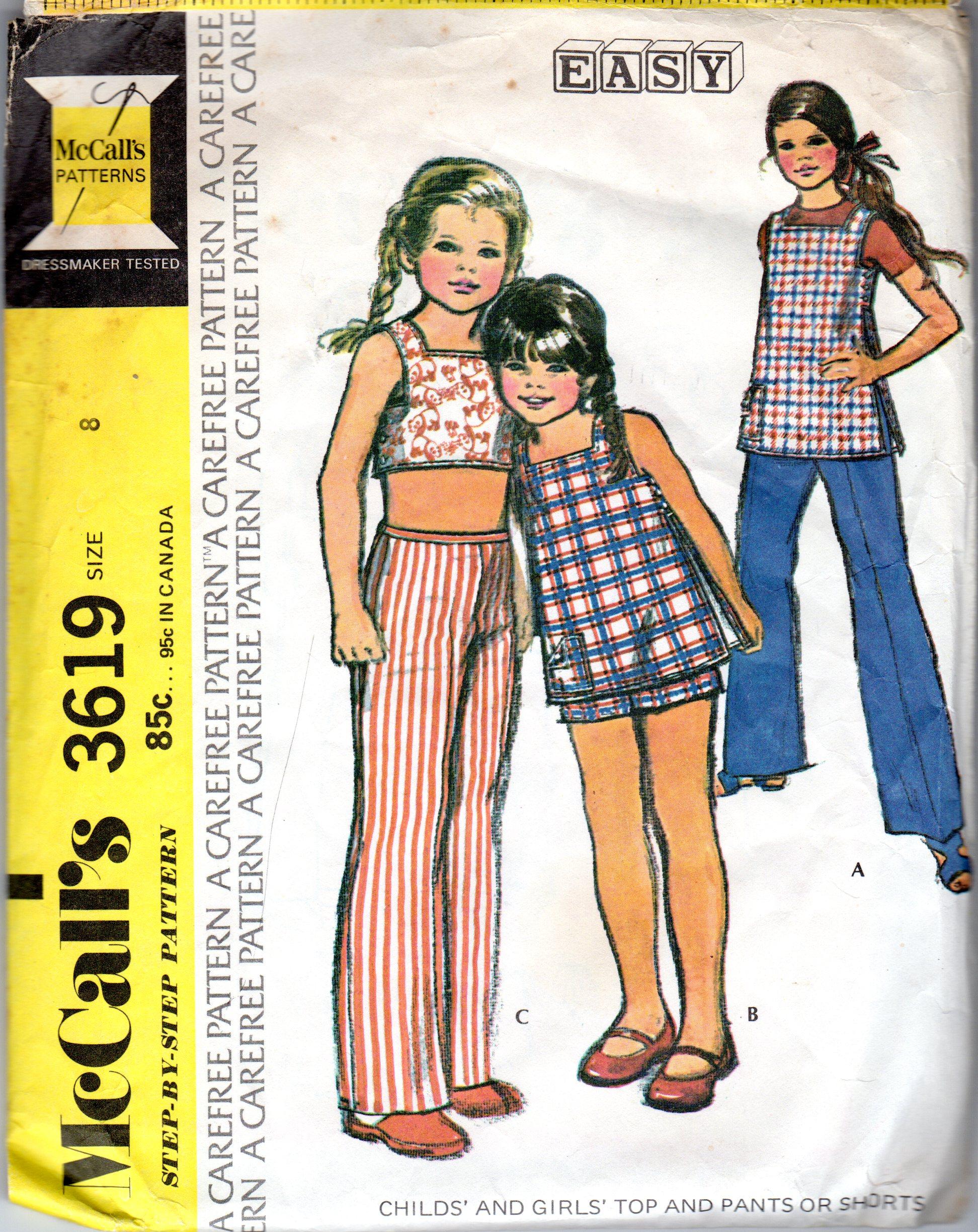 McCall's 3619