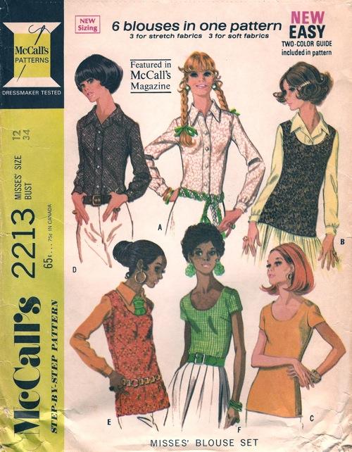 McCall's 2213