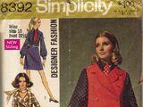 Simplicity 8392 B