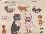 McCall's 2071 B