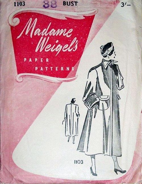 Madame Weigel's 1103