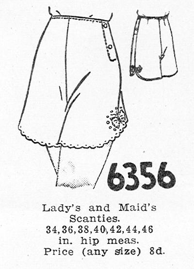 Madame Weigel's 6356