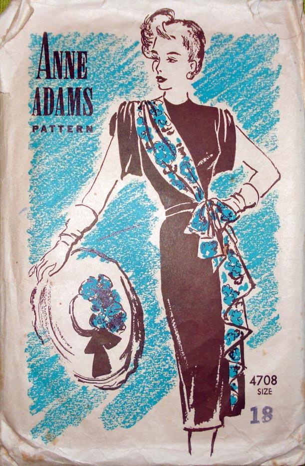 Anne Adams 1708