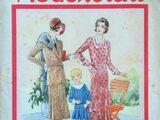Beyers Modenblatt No. 10 Vol. 9 1930