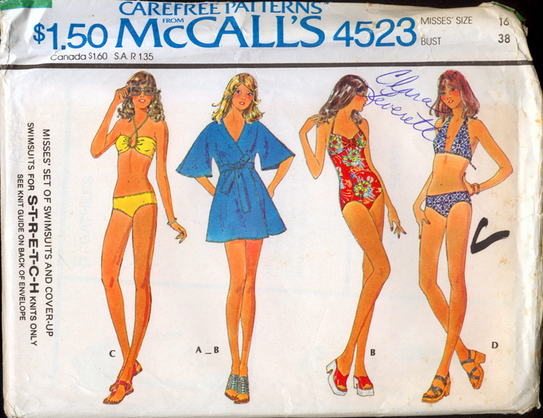 McCall's 4523