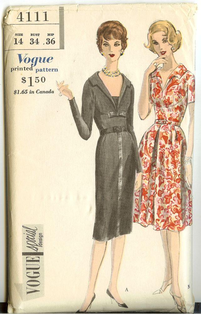 Vogue 4111