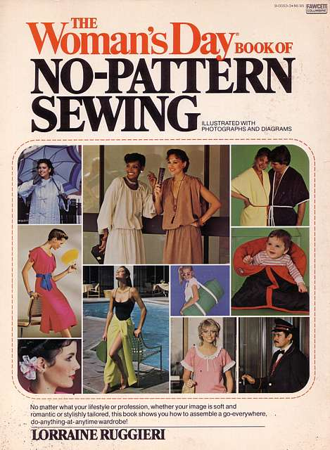 The Woman's Day Book of No-Pattern Sewing