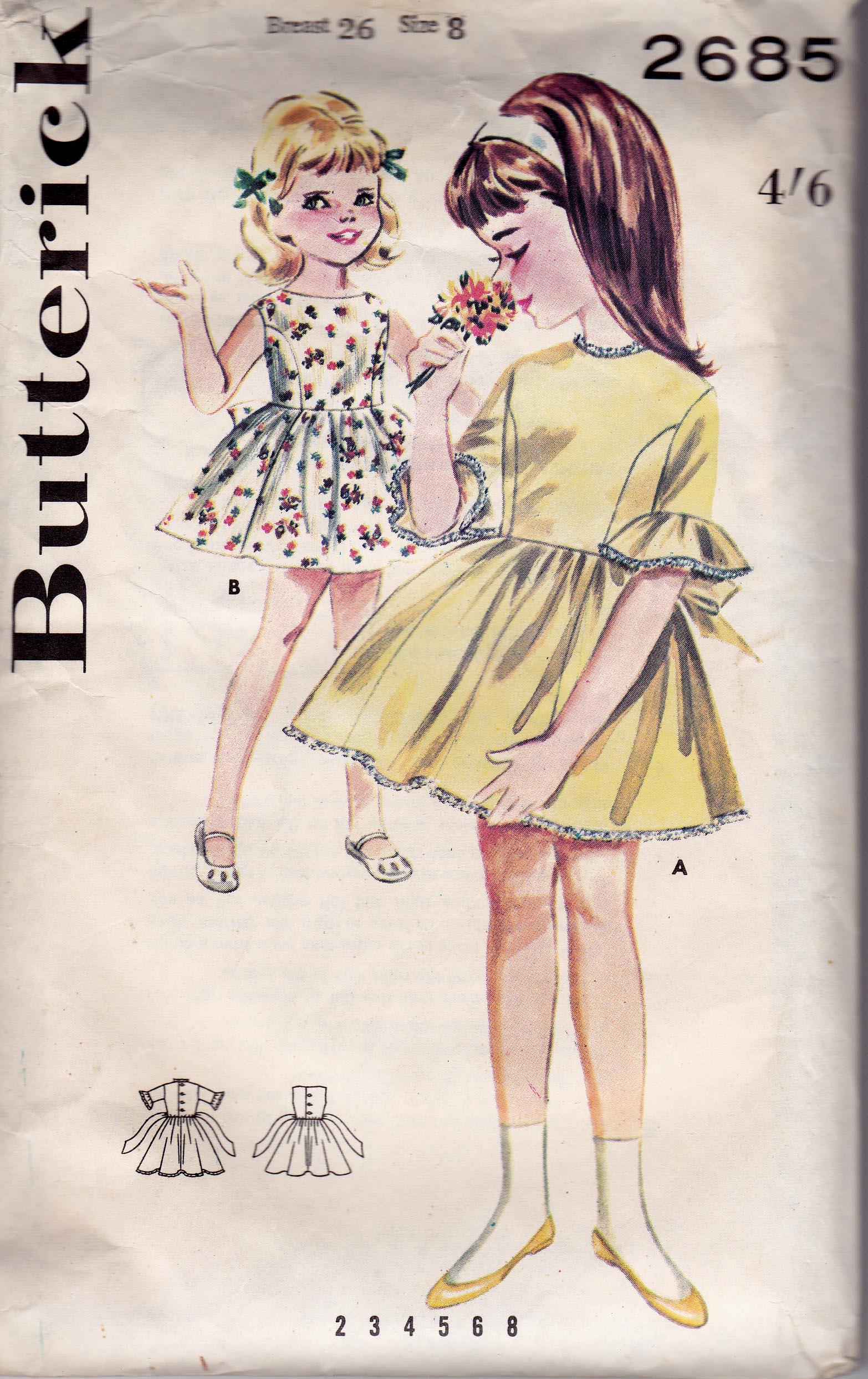 Butterick 2685