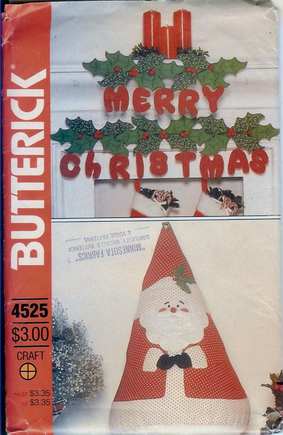 Butterick 4525