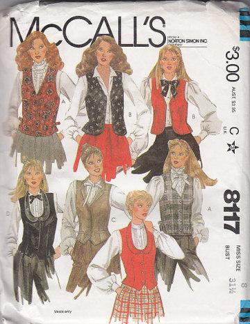 McCall's 8117