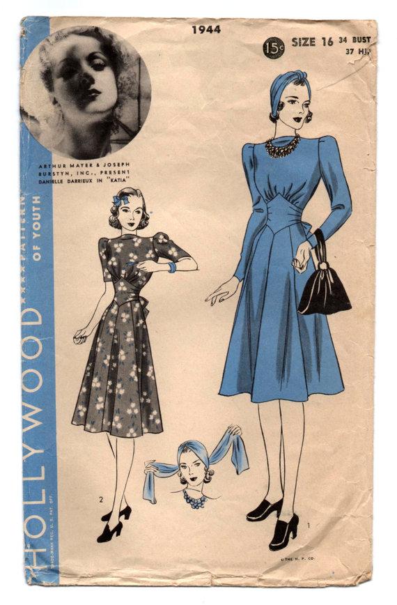Hollywood 1944 A