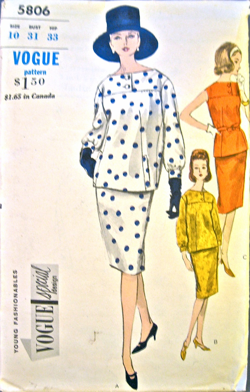 Vogue 5806
