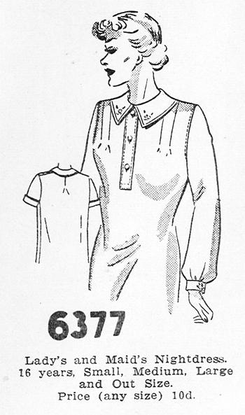 Madame Weigel's 6377