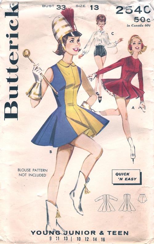 Butterick 2540