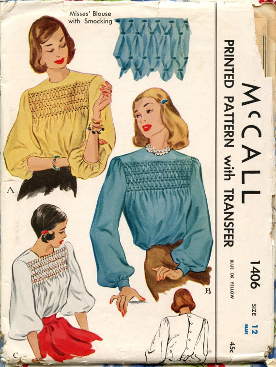McCall 1406