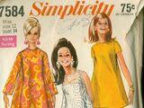 Simplicity 7584