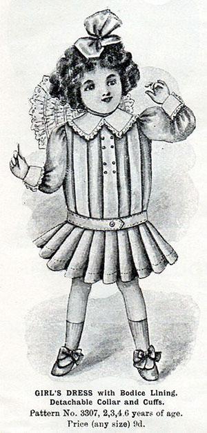 Madame Weigel's 3307
