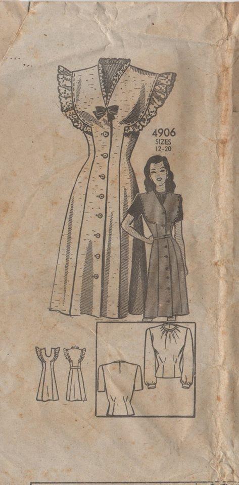 Anne Adams 4906 A