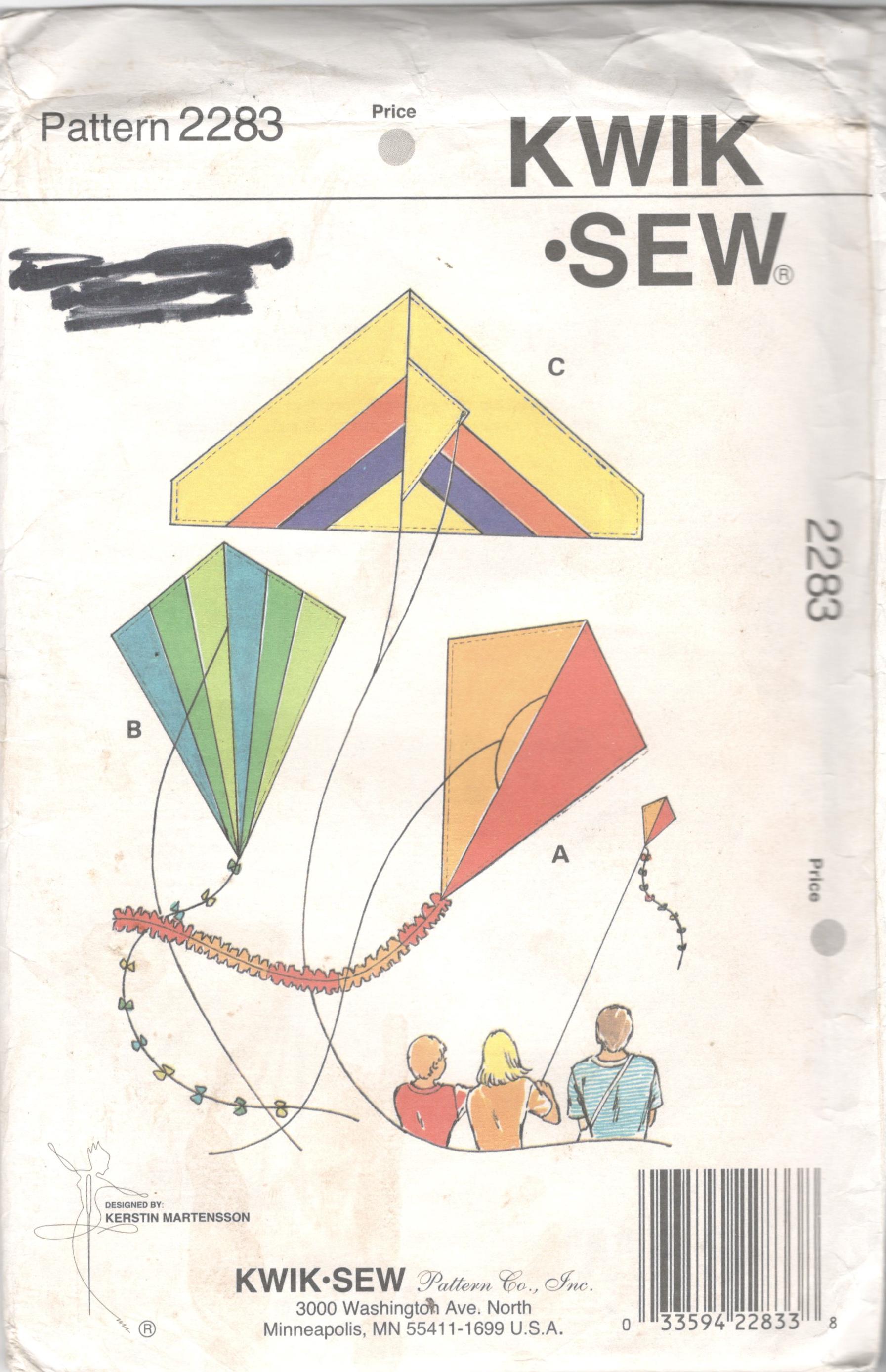 Kwik Sew 2283