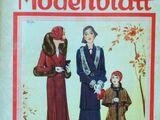 Beyers Modenblatt No. 14 Vol. 9 1930