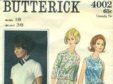 Butterick 4002