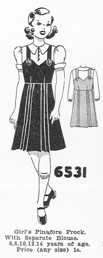 Madame Weigel's 6531