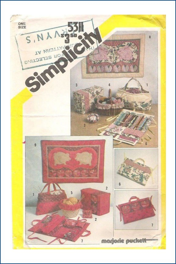 Simplicity 5311 A
