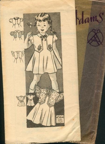 Anne Adams 4564 A