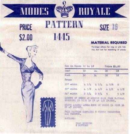 Modes Royale 1445