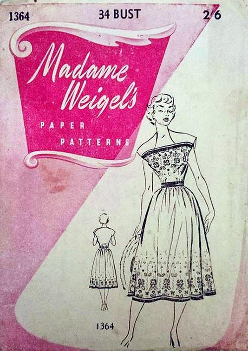 Madame Weigel's 1364