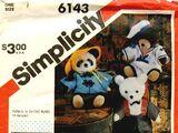 Simplicity 6143 B